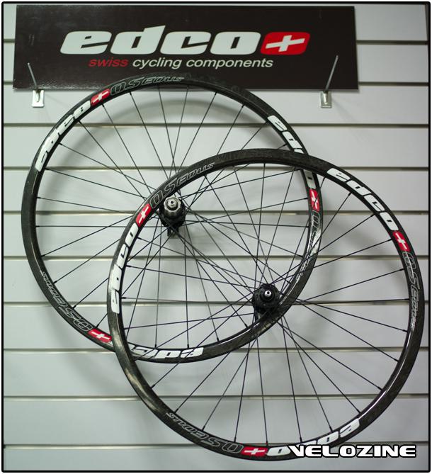 Edco Oseous Carbon 29er Velg 375 Gram Velozine
