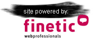 Site powered by Finetic