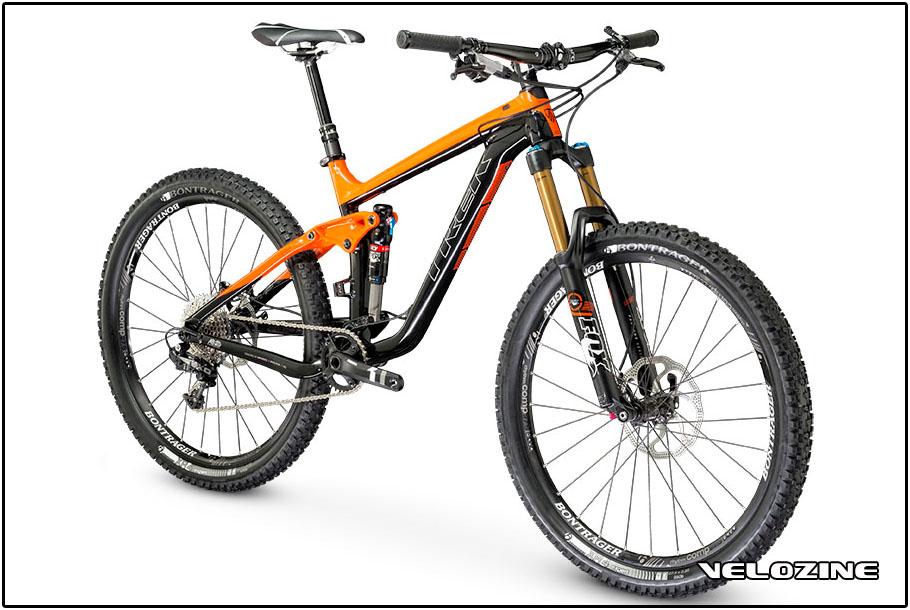 2014 trek 650b slash remedy mountain bikes actual  html