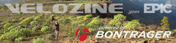 Velozine goes Epic - Powered by Bontrager