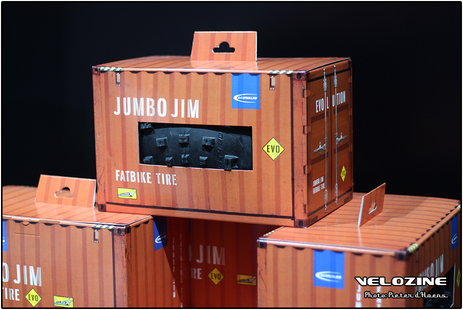 Jumbo Jim in container