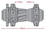SRAM '16: Boost 110 en meer ruimte tussen de benen