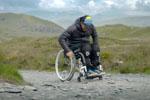 Martyn Ashton: back in the saddle