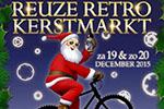 Zaterdag 19 en zondag 20 december: Reuze Retro Kerstmarkt!