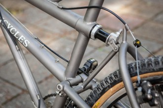 Van Roekel vertelt: Boulder Bicycles Intrepid Ti