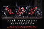 12 en 13 maart: Trek testdagen in Kluisbergen, België