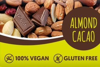 Nutrixxion Vegan reep: 100% vegan en gluten vrij