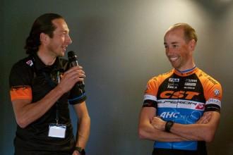 Op naar Rio: teampresentatie Brentjens Racing Team