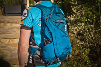 Scott kan je rug op: Trail Protect FR 12