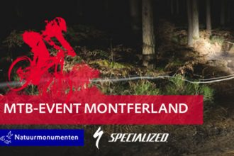 Mountainbike Event Montferland 1 & 2 oktober inclusief Nightride!