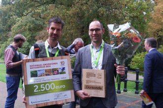 MTB Utrechtse Heuvelrug wint aanmoedigingsprijs Nationaal Groenfonds Natuurprijs 2016