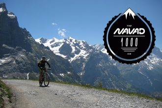 Navad1000 – 1.000 kilometer bikepacking dwars door Zwitserland