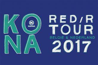 Ervaar de Kona vibe bij de RED/R tour 2017