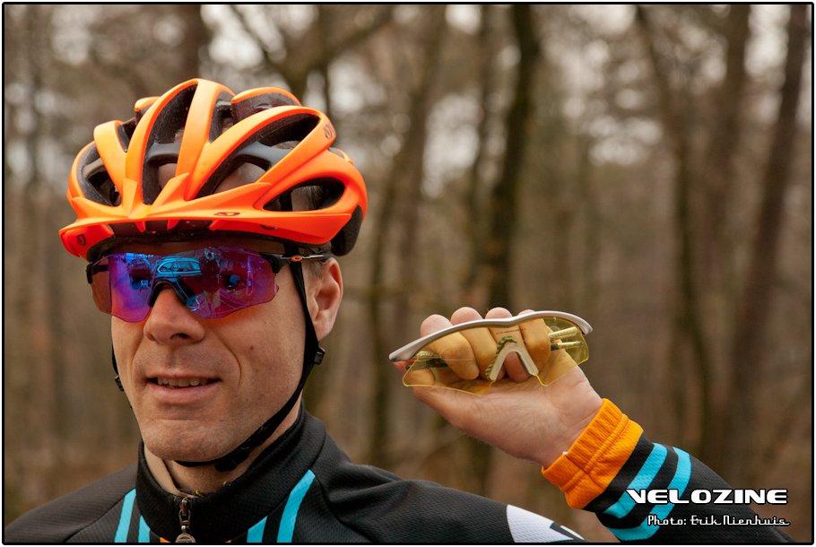 oakley evzero cycling