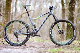 Scott Spark 710 Plus – Banden maken de fiets