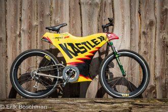 Van Roekel vertelt: Bonazzi's bike
