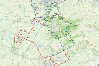 Zaterdag 15 juli: openingstocht MTB route Beetsterzwaag
