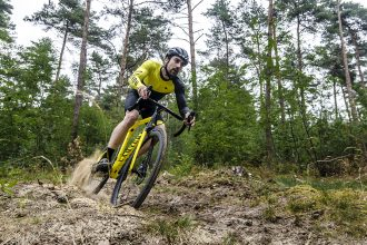 Canyon introduceert carbon crosser: Inflite CF SLX