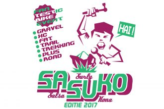 SaSuKo 2017 - Salsa's, Surly's en Kona's testen