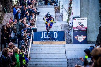 Zatedag 28 oktober: JEE-O City Downhill Nijmegen