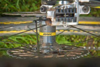 Mavic XA Pro Carbon trail wielset