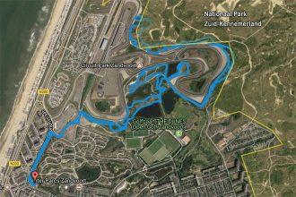 Mountainbike parcours Zandvoort wordt eindelijk officieel!