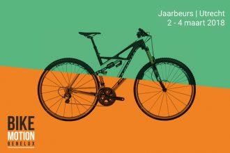 2, 3 en 4 maart: BikeMOTION Utrecht