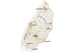 Texel krijgt één van de langste routes van Nederland!