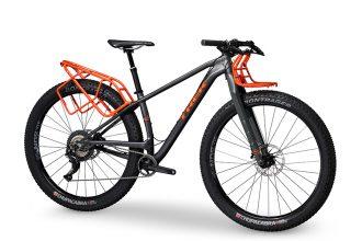 Trek 1120: op de fiets naar huis vanaf Bike MOTION...