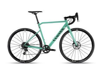 Canyon Inflite cyclocross programma uitgebreid