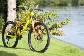 Pop-Up Testevent 2019: Rij-indruk Mondraker Foxy Carbon RR 29