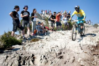 EWS Finale Ligure 2018 in 12 foto's