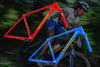 Cannondale introduceert F-Si Throwback Framesets