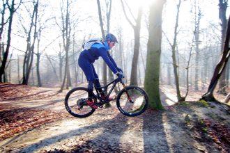 Mountainbikeclinic: Springen