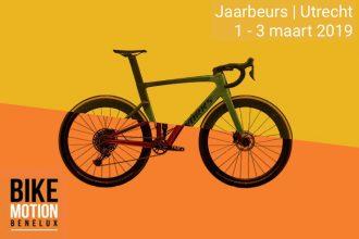 1, 2 en 3 maart: Bike MOTION Utrecht