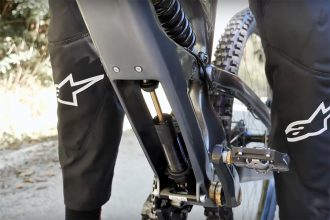 Cannondale teased nieuwe downhiller....