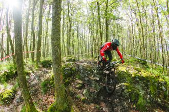 MTB Solutions team race report: Banneux & Enduro de la Semoy