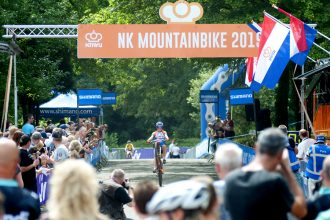 NK Mountainbike Watersley in 10 foto's