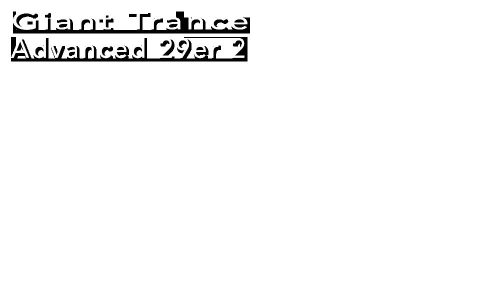 Giant Trance Advanced Pro