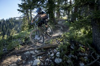 Giant's nieuwe Reign - Wagon wheel enduro