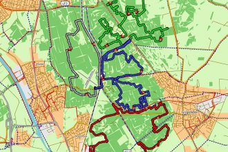 Mountainbikeroutes Het Rijk van Nijmegen op de schop - Nu écht