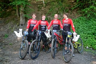 MTB Solutions Enduro team: alsnog even voorstellen!