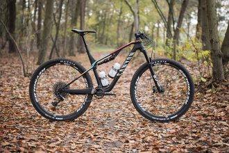 Test | Canyon Lux CF SL 8.0 full suspension