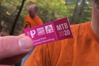 MTB-vignetten routes NM en UHR voor 2020