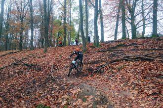 Vernieuwde mountainbikeroute Veluwezoom geopend... en ge-S.W.O.T.