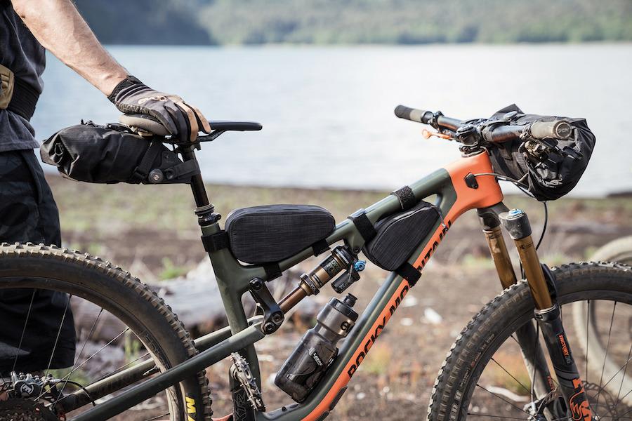 On-Bike Rocky Mountain