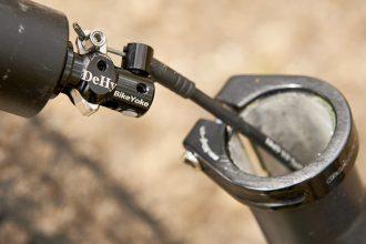 Review: BikeYoke DeHy kit voor RockShox Reverb