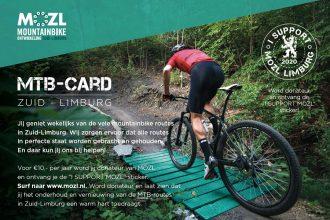 MTB-Card Zuid-Limburg 2020