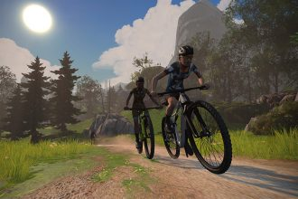 Indoor trainen op een gravel- of mountainbike: Zwift gaat offroad!