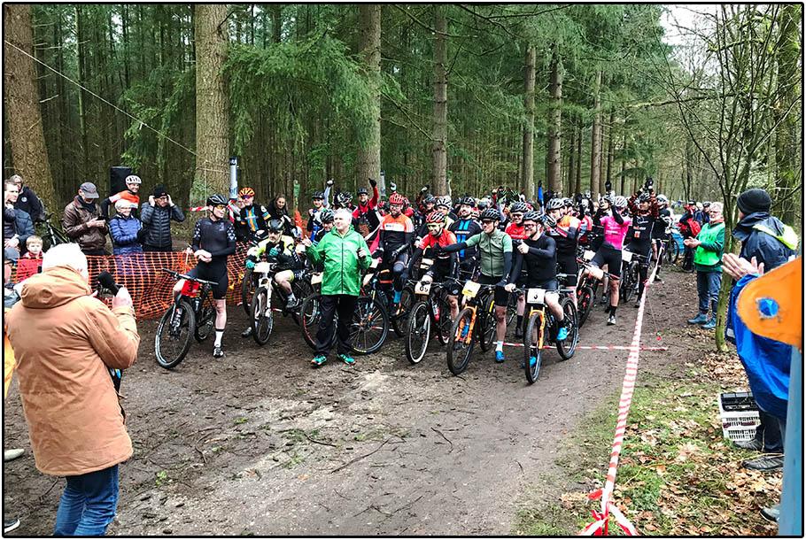 Bergrace Wageningen - Hans Burgersdijk